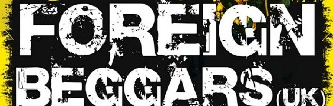Gramy przed Foreign Beggars !!! 11-12/02/2012